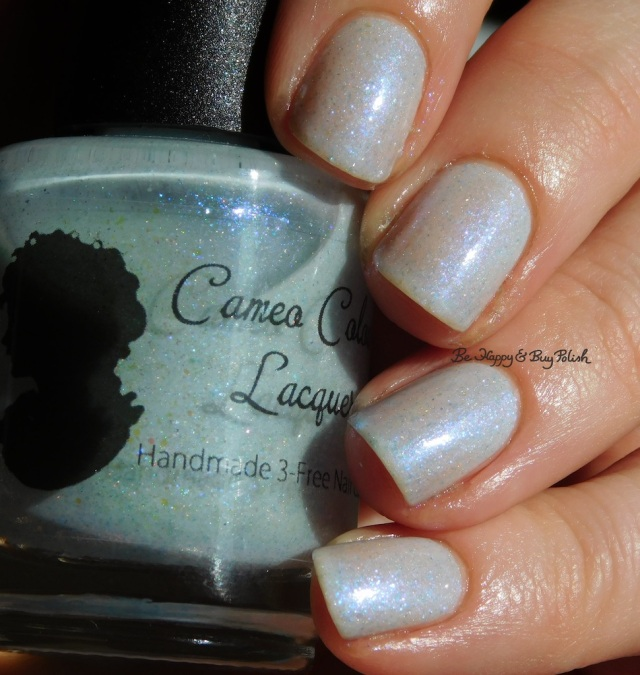 Cameo Colours Lacquers Rainbow Moonstone Magic | Be Happy And Buy Polish