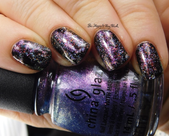 China Glaze Don't Mesh With Me, Baroness X Avatar, ILNP Easy Street, Cult Nails Nevermore close up | Be Happy And Buy Polish