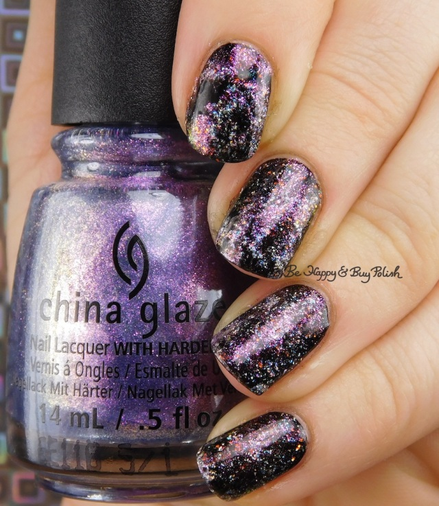 China Glaze Don't Mesh With Me, Baroness X Avatar, ILNP Easy Street, Cult Nails Nevermore | Be Happy And Buy Polish