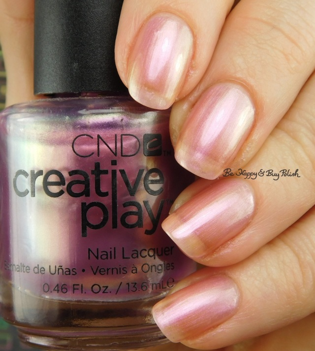CND Creative Play Pinkidescent | Be Happy And Buy Polish