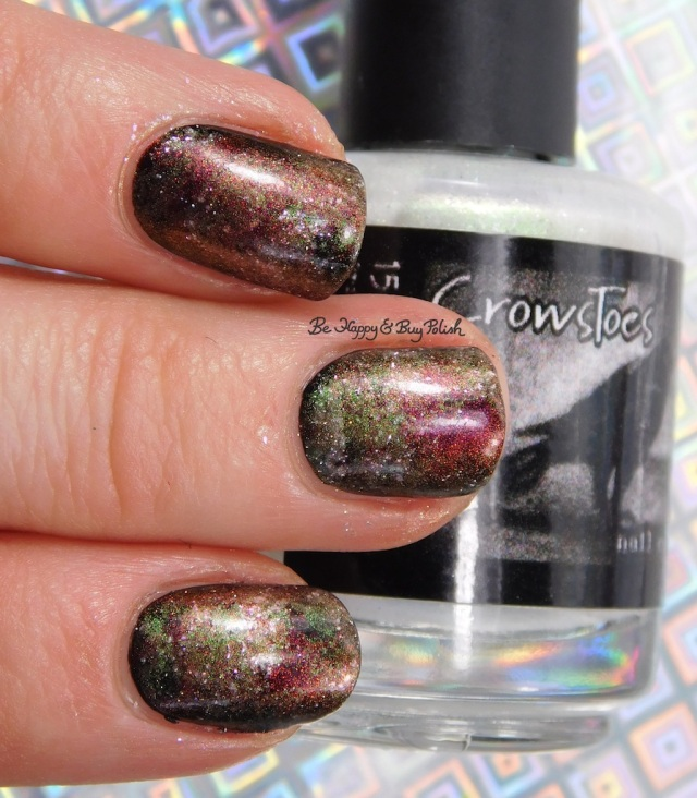 CrowsToes Nail Color Everybody Wants to Rule the World, OPI Man of La Mancha | Be Happy And Buy Polish