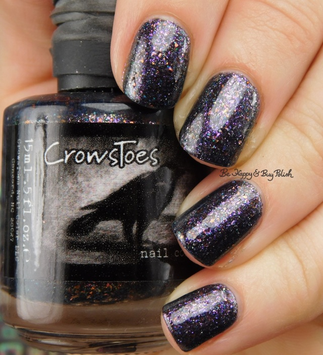 CrowsToes Nail Color Well, isn't that just fu@#ing marble-ous April Polish Pickup | Be Happy And Buy Polish