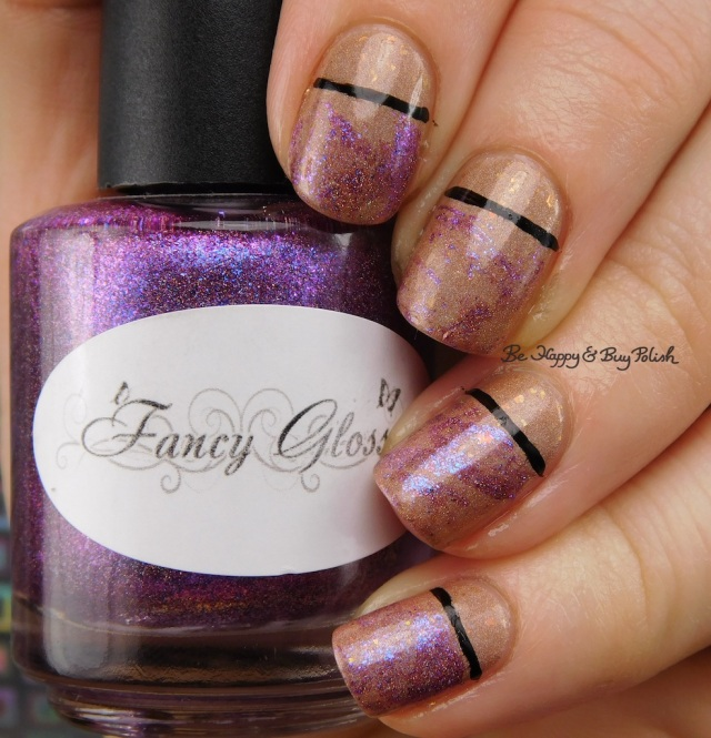 Fancy Gloss purple Mystery Box prototype 2016, Darling Diva Polish Rey | Be Happy And Buy Polish