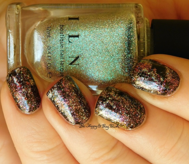 ILNP Easy Street, Cult Nails Nevermore, China Glaze Don't Mesh With Me, Baroness X Avatar natural light   Be Happy And Buy Polish