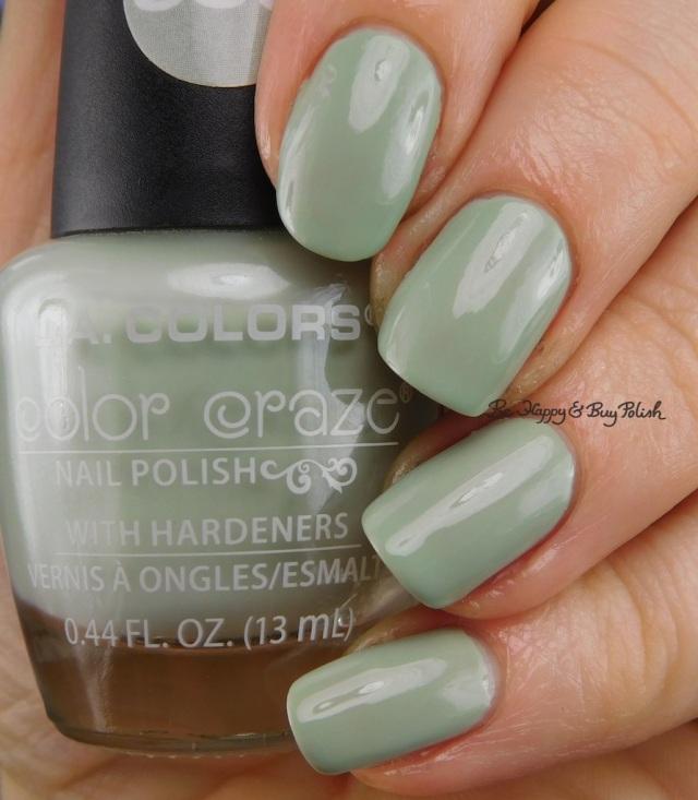LA Colors Color Craze Meadow | Be Happy And Buy Polish