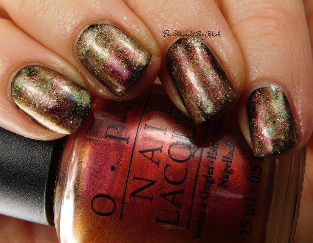 OPI Man of La Mancha, CrowsToes Nail Color Everybody Wants to Rule the World close up | Be Happy And Buy Polish