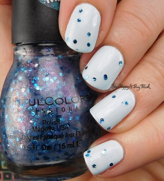 Sinful Colors Cosmotion Moon Metals over Acapella Ella | Be Happy And Buy Polish