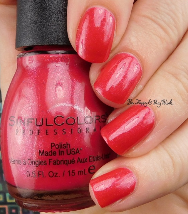 Sinful Colors Sucker Punch | Be Happy And Buy Polish