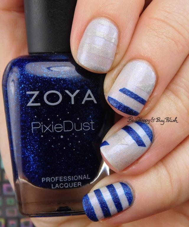 Zoya Pixie Dust Waverly, Revlon Hologasm, Cameo Colours Lacquers Rainbow Moonstone Magic | Be Happy And Buy Polish