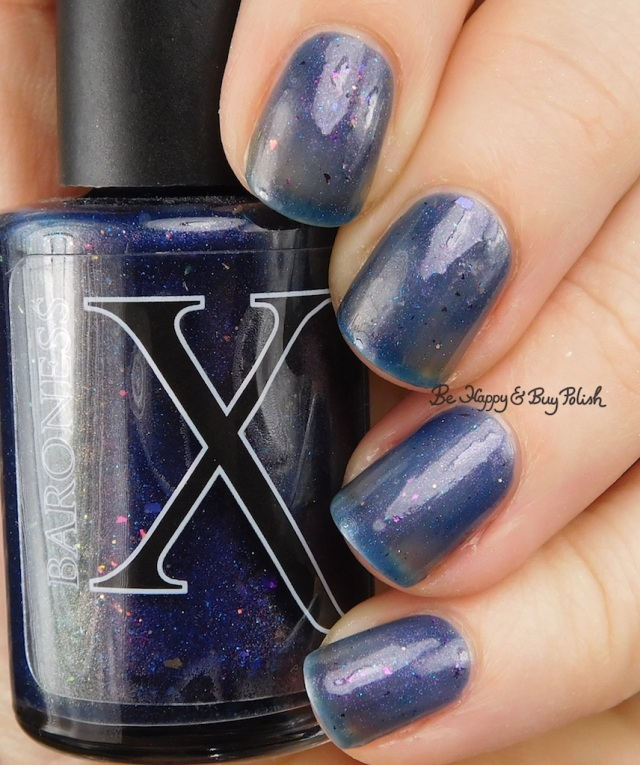 Baroness X In a Galaxy Purr Purr Away 1 coat | Be Happy And Buy Polish