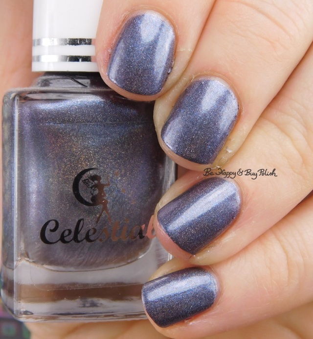 Celestial Cosmetics Saphira | Be Happy And Buy Polish