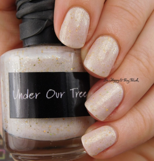 CrowsToes Nail Color Under Our Tree May 2017 Polish Pickup Pack | Be Happy And Buy Polish
