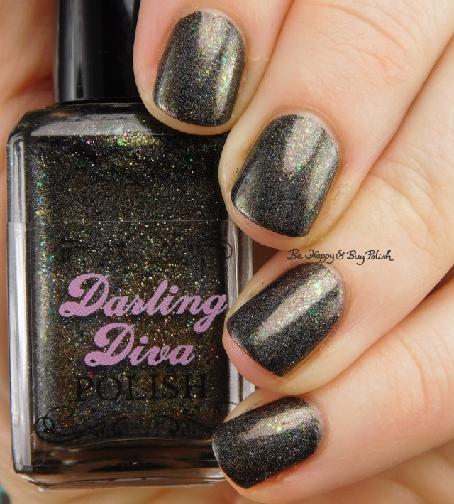 Darling Diva Polish Ophiuchus Hella Holo Customs January 2017 | Be Happy And Buy Polish