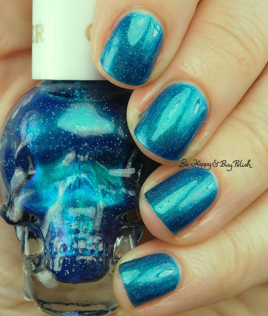Hot Topic Zodiac Blackheart Beauty Nail Polish Collection Swatches Review Be Happy And Buy