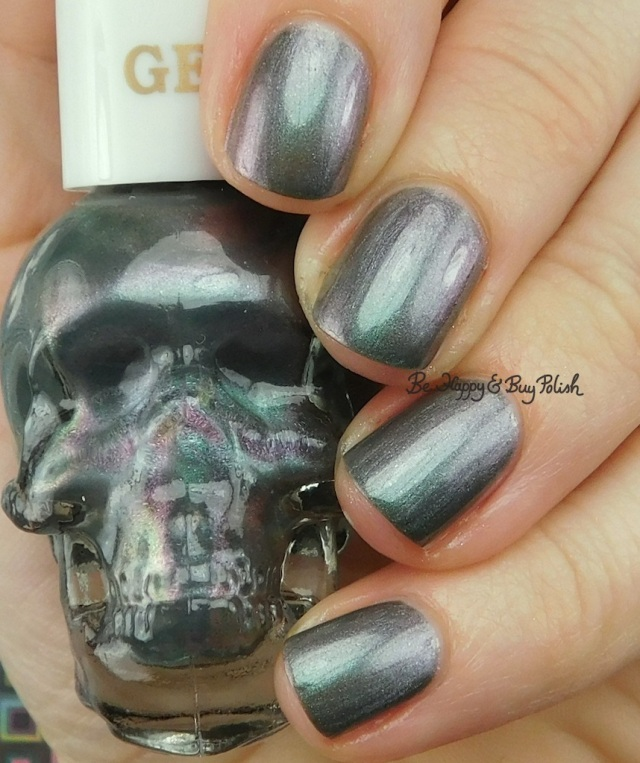 Hot Topic Blackheart Beauty Zodiac nail polish Gemini | Be Happy And Buy Polish