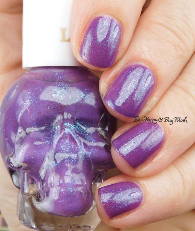 Hot Topic Blackheart Beauty Zodiac nail polish Libra | Be Happy And Buy Polish