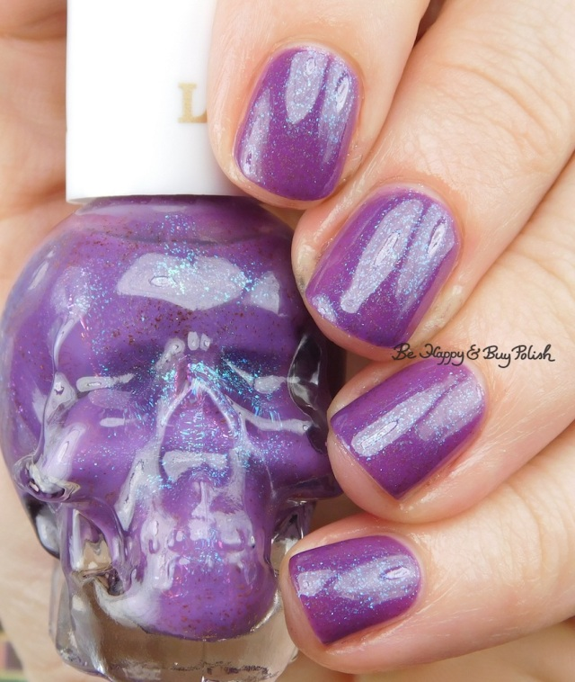 Hot Topic Blackheart Beauty Zodiac nail polish Libra | Be Happy And Buy Polish