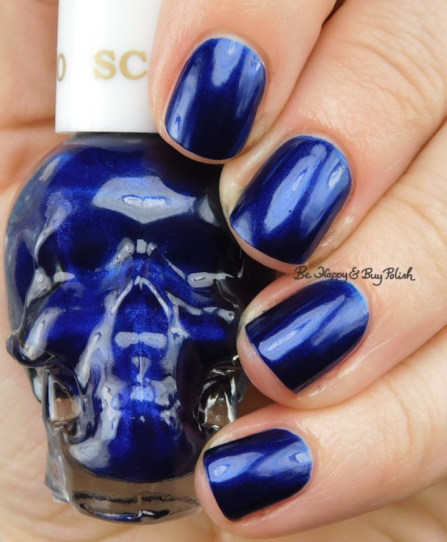 Hot Topic Blackheart Beauty Zodiac nail polish Scorpio | Be Happy And Buy Polish