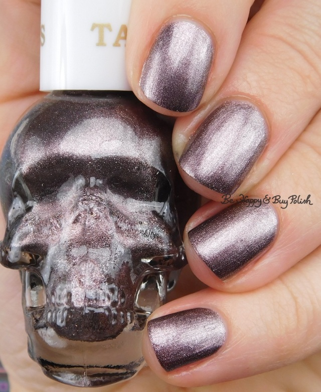 Hot Topic Blackheart Beauty Zodiac nail polish Taurus | Be Happy And Buy Polish