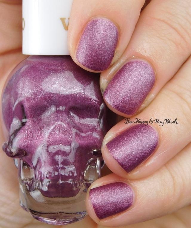 Hot Topic Blackheart Beauty Zodiac nail polish Virgo | Be Happy And Buy Polish