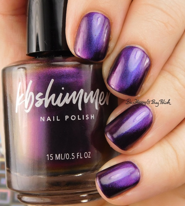 KBShimmer Orbits and Pieces, KBShimmer So Jelly, OPI Turn on the Northern Lights | Be Happy And Buy Polish