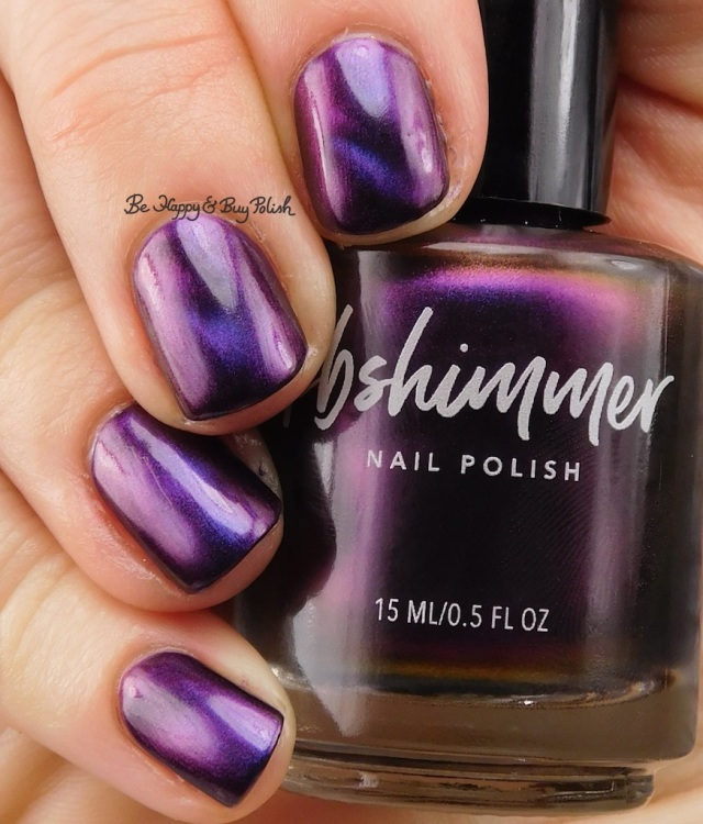 KBShimmer Orbits and Pieces magnetic polish, KBShimmer So Jelly, OPI Turn on the Northern Lights | Be Happy And Buy Polish