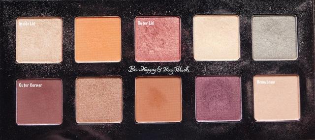 Nyx Cosmetics Ulta Cosmetics Happy Birthday eyeshadow palette | Be Happy And Buy Polish