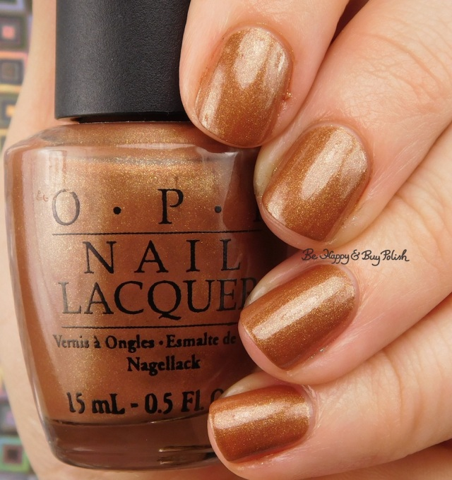 OPI Charmed by a Snake | Be Happy And Buy Polish