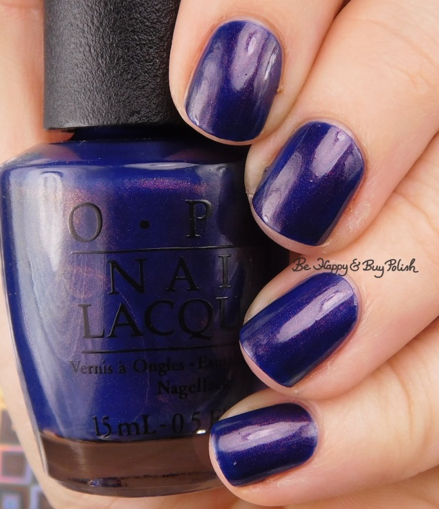 OPI Turn on the Northern Lights | Be Happy And Buy Polish
