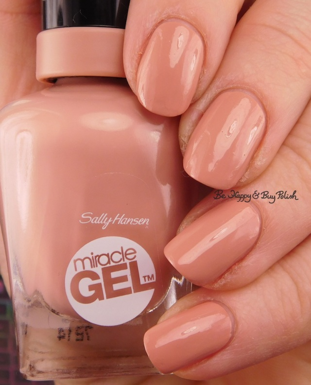 Sally Hansen Miracle Gel Frill Seeker | Be Happy And Buy Polish