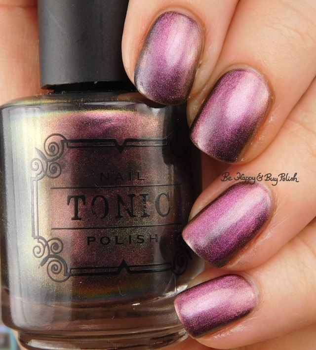 Tonic Polish Queen magnetic nail polish | Be Happy And Buy Polish