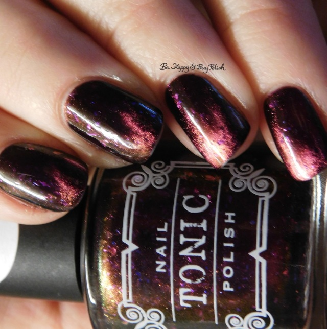 Tonic Polish Zeppo magnetic nail polish | Be Happy And Buy Polish
