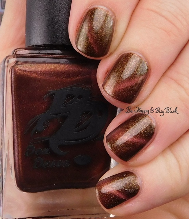 Don Deeva Wanna Cyber magnetic nail polish | Be Happy And Buy Polish