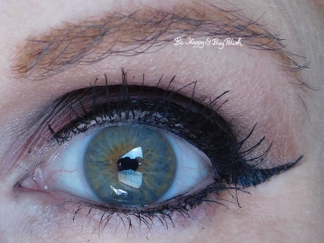 eyeshadow look with Lorac Pirates of the Caribbean Ghostly, Bones, Arrgh!, Tell No Tales | Be Happy And Buy Polish