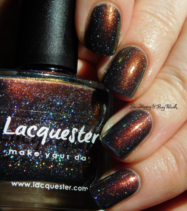 Lacquester Mortal Coil holographic | Be Happy And Buy Polish