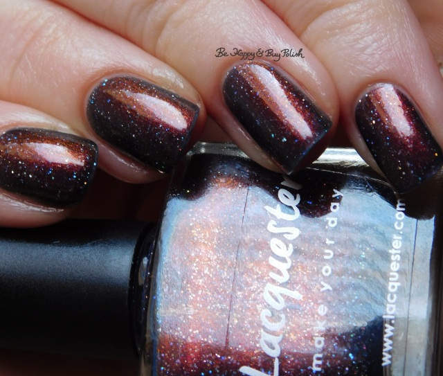 Lacquester Mortal Coil natural light | Be Happy And Buy Polish
