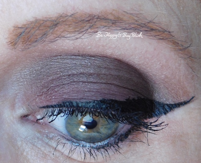 Lorac Pirates of the Caribbean eyeshadow look with Ghostly, Bones, Arrgh!, Tell No Tales | Be Happy And Buy Polish