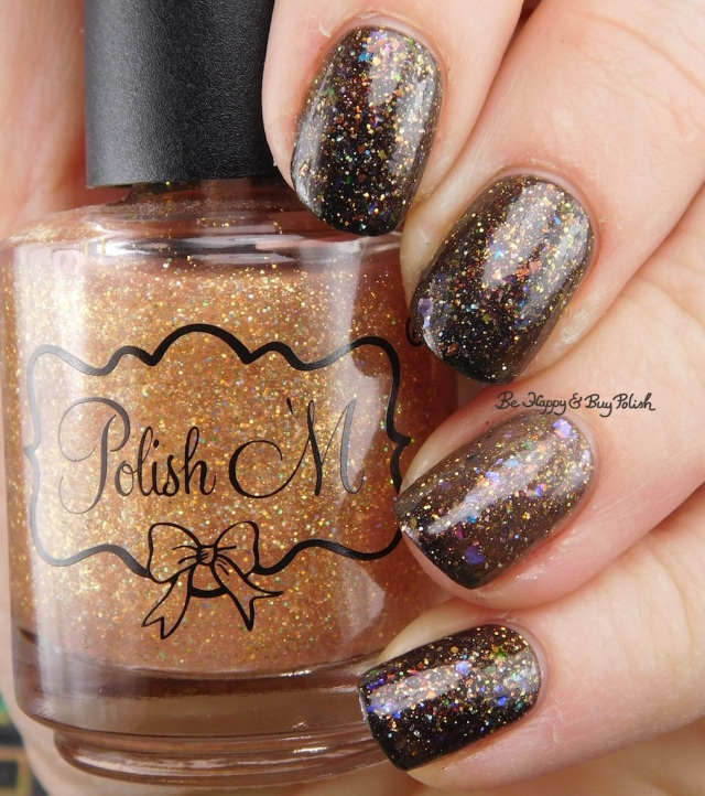 Polish 'M Dusty Trail, Heather's Hues All is Bright | Be Happy And Buy Polish