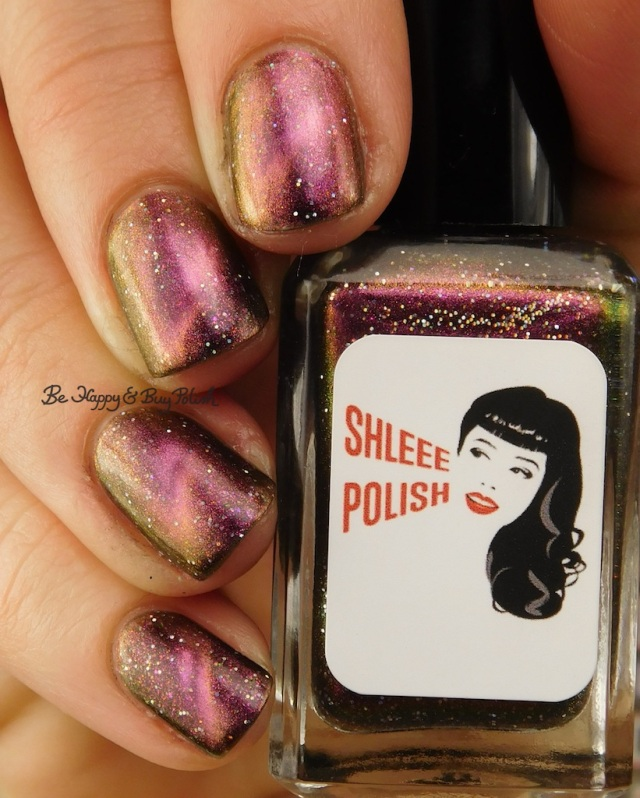 Shleee Polish Stereotomy magnetic nail polish | Be Happy And Buy Polish