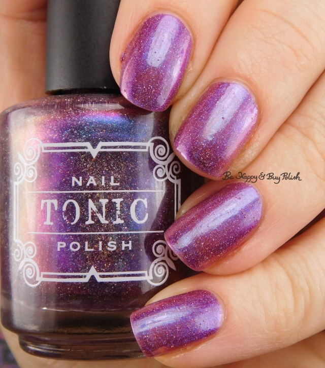 Tonic Polish Blanche 2017 | Be Happy And Buy Polish