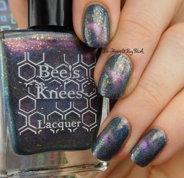 Bee's Knees Lacquer The Fool | Be Happy And Buy Polish