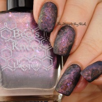 Bee's Knees Lacquer Tough, Young, and Morally Flexible