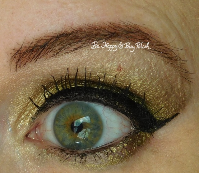 eyeshadow look with Juvia's Place Wodaabe, Saucebox Cosmetics Wealth, Infinity eyeshadow Mind | Be Happy And Buy Polish