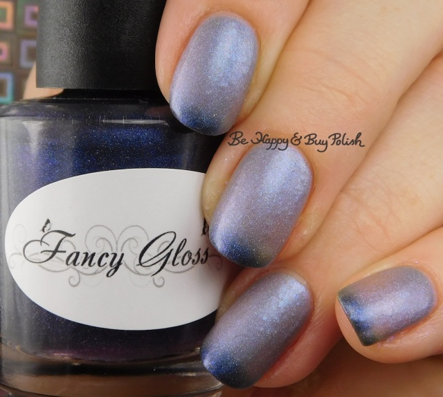 Fancy Gloss Sodalite thermal polish | Be Happy And Buy Polish