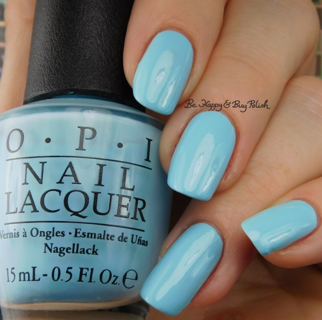 OPI Sailing and Nailing | Be Happy And Buy Polish