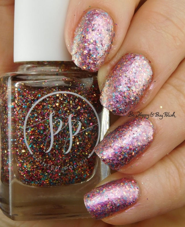 Painted Polish Joie de Vivre, CND Creative Play Pinkidescent jelly sandwich | Be Happy And Buy Polish