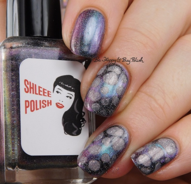 Shleee Polish Dream Within a Dream, Don Deeva Acid Crush warm state magnetic thermal blobbicure | Be Happy And Buy Polish