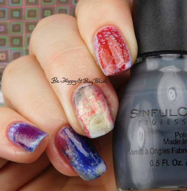 Sinful Colors Concrete Jungle, Purpunk, Punk the Town, Rebel Rebel, Redrum, Femme Fatale Cosmetics Jasmine | Be Happy And Buy Polish