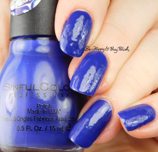 Sinful Colors Transforming Top Coat Rebel Rebel | Be Happy And Buy Polish