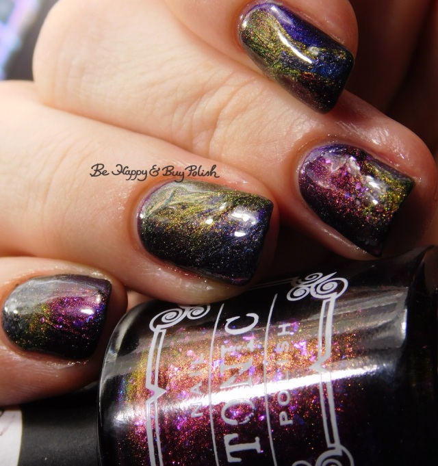 Tonic Polish Zeppo, Flawless, Diva Royale, Dorothy 2017 close up | Be Happy And Buy Polish